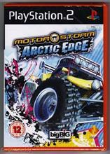 Sony MotorStorm Arctic Edge (PS2)