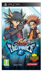 Konami Yu-Gi-Oh! 5D's Tag Force 5 (PSP)