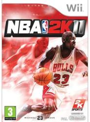 2K Games NBA 2K11 (Wii)
