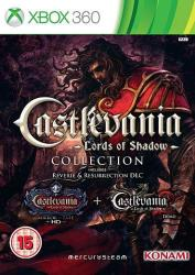 Konami Castlevania Lords of Shadow Collection (Xbox 360)