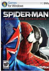 Activision Spider-Man Shattered Dimensions (PC)