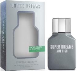Benetton United Dreams: Super Aim High EDT 100ml