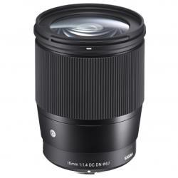 Sigma 16mm f/1.4 DC DN C (Sony E)