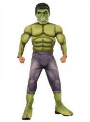 Disquise Costumes Costum avengers hulk deluxe copil (WIDDI610429S) Costum bal mascat