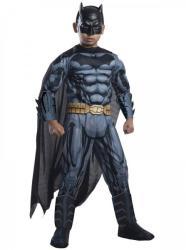 Disquise Costumes Costum batman deluxe copil (WIDDI610830L) Costum bal mascat