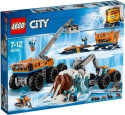 LEGO Sarki mobil kutatóbázis 60195