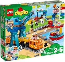 LEGO Duplo - Tehervonat 10875