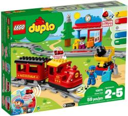 LEGO Duplo - Gőzmozdonyos vonat készlet 10874