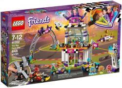 LEGO Friends - A nagy verseny napja 41352