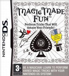 Nintendo Master of Illusion (Nintendo DS)