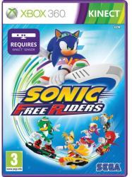 SEGA Sonic Free Riders (Xbox 360)