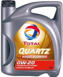 Total Quartz 9000 V-Drive 0W-20 5L