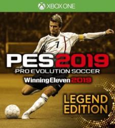 Konami PES 2019 Pro Evolution Soccer [David Beckham Edition] (Xbox One)