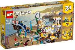 LEGO Roller Coaster-ul Piratilor (31084)