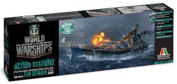 Italeri World of Warships IJN Atago 1:700