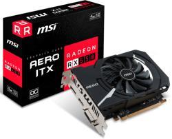 MSI Radeon RX 550 4GB GDDR5 128bit PCIe (RX 550 AERO ITX 4G OC)