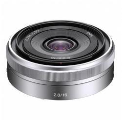 Sony SEL-16F28 16mm f/2.8 E Pancake