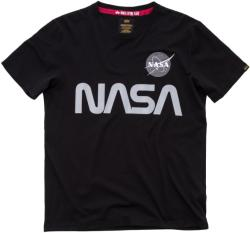 Alpha Indsutries NASA Reflective T - fekete