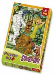 Trefl Scooby Doo - Menekülés a múmia elől 60 db-os (17163)
