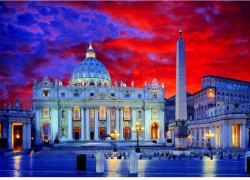 Trefl Szent Péter Bazilika - Róma 1000 db-os (10172)
