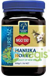 Manuka Health Miere de Manuka (MGO 550+) 500g