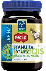 Manuka Health Miere de Manuka (MGO 400+) 500g