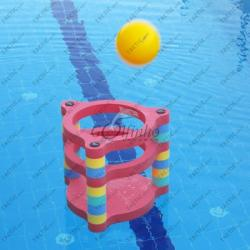 Tactic Sport Úszó vízi kosárgyűrű 65x65 cm, EVA hab anyagból