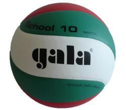 Gala School H színes nemzeti színű röplabda MOB és MRSZ ajánlásával új modell - tacticsport