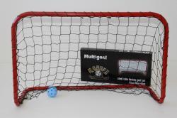 Acito Kapu foci és floorball multisport BANDIT M 90x60x40 cm , kisméretű könnyen hordozható kapu hálóval - tacticsport - 8 000 Ft