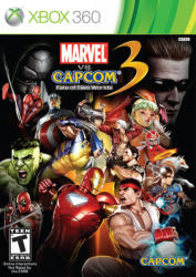 Capcom Marvel vs. Capcom 3 Fate of the Two Worlds (Xbox 360)