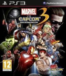 Capcom Marvel vs. Capcom 3 Fate of the Two Worlds (PS3)