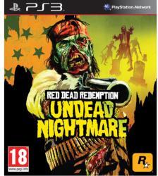 Rockstar Games Red Dead Redemption Undead Nightmare (PS3)