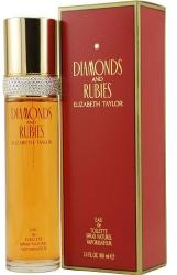 Elizabeth Taylor Diamonds and Rubies EDT 100ml
