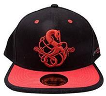 Bioworld Sapca God of War 3D Embroidery Snapback