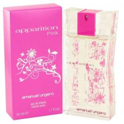 Emanuel Ungaro Apparition Pink EDT 90ml