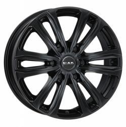 Mak Safari 6 Gloss Black CB84 6/130 17x7.5 ET50