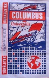 Ruhafesték / batikfesték Colombus 5g, 23 színben