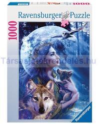 Ravensburger Farkasok Istennője 1000 db-os (15414)