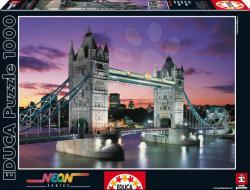 Educa Tower Bridge - neon 1000 db-os (10113)