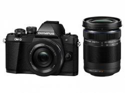 Olympus OM-D E-M10 Mark II + EZ-M14-42EZ 14-42mm + EZ-M40-150 40-150mm Double Zoom