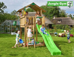 Jungle Gym Chalet kerti j�tsz�t�r akci�! Chalet