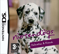 Nintendo Nintendogs Dalmatian & Friends (Nintendo DS)