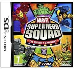 THQ Marvel Super Hero Squad The Infinity Gauntlet (Nintendo DS)