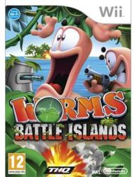 THQ Worms Battle Islands (Wii)