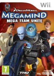 THQ Megamind Mega Team Unite (Wii)