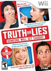 THQ Truth or Lies (Wii)