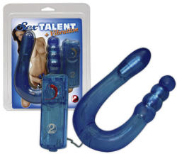 You2Toys Sex Talent+Vibration - Szextalentum duplavibrátor
