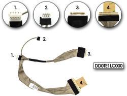 Toshiba Satelite M300, M305 gyári új laptop LCD kábel (DD0TE1LC000)