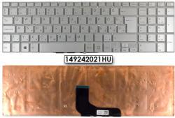 Sony VAIO SVF1521V1EB, SVF15A gyári új magyar ezüst billentyűzet (149242021HU)