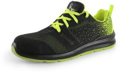 CXS Обувки CXS ISLAND RAB S1, черно и зелено (bgn-12374)
